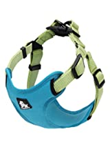 PetsUp Dogs Truelove Front Range Harnesses Soft Reflective Nylon Harness for Small Medium Large pets