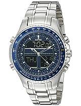 Sartego Mens SPW33 World Timer Quartz Chronograph Watch