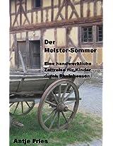 Der Meister-Sommer: Eine handwerkliche Zeitreise für Kinder durch Rheinhessen