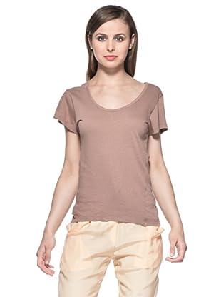 See By Chloé Camiseta Aline (Marrón)