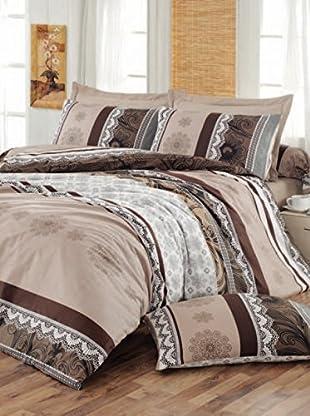 Colors Couture Bettdecke und Kissenbezug Dantela