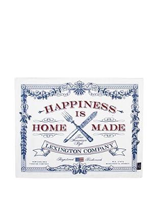 Lexington Company Salvamantel Happiness (Blanco)