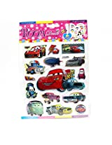 MBGiftsGalore Mickey Car Sticker small