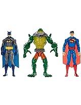 Dc Comics Dc Universe 12 Inch Figure Battle 3 Pack
