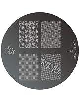 Konad Stamping - Image Plate M96