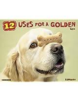 12 Uses for a Golden 2014 Calendar