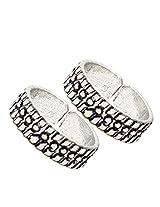 Frabjous1 Tribal Alloy Toe Ring for Women