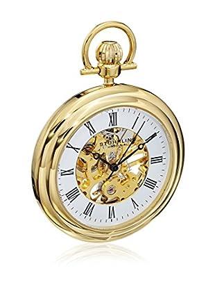 Stührling Original Uhr mit schweizer Mechanikuhrwerk Man Vintage 6053.33333 Gold
