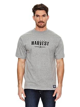 James Harvest Camiseta Original T-shirt (Gris Jaspeado)