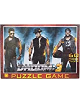 BPI Dhoom 3 Puzzle Game, Multi Color