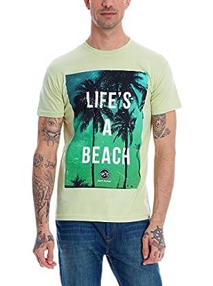 Hot Tuna Camiseta Manga Corta Life´S A Beach