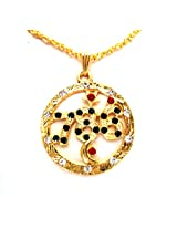 Modish Look Good Luck Number 786 Locket With Chain