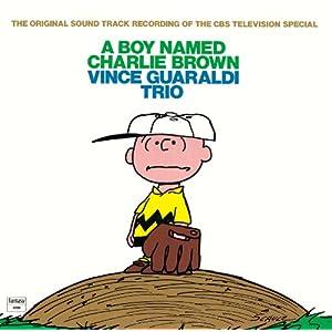 『チャーリー・ブラウン オリジナル・サウンドトラック』