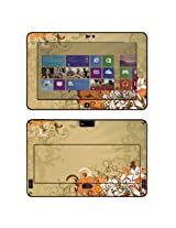 Decalrus - Matte Protective Decal Skin skins Sticker for Dell Latitude 10 Tablet with 10.1 screen (IMPORTANT: Must view IDENTIFY image for correct model) case cover Latitude10-149