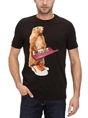 Puma T-Shirt Disco (Black)