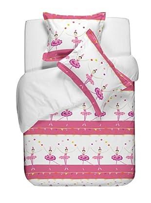 Casual Textil Funda Nórdica Circus (Rosa)