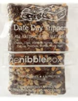 Date Day Tripper - No Added Sugar All Natural Raw Date Walnut Bar from thenibblebox.com (85 gms x 2 packs)
