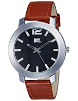 MTV Analog Black Dial Men's Watch - M-3015
