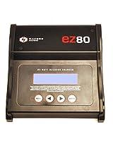 Racers Edge EZ80 AC/DC Multi-Chemistry Charger, Black