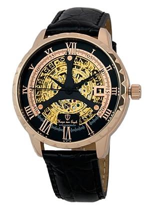 Hugo Von Eyck Reloj Corvus HE304-301_Negro