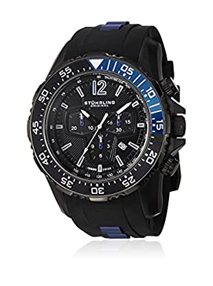 Stührling Original Uhr mit schweizer Quarzuhrwerk 529.33L71 schwarz