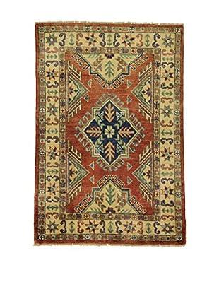 Eden Teppich Uzebekistan mehrfarbig 83 x 123 cm