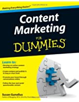 Content Marketing For Dummies (For Dummies (Business & Personal Finance))