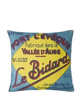 Prints Charming Soho Le Bidard Label Pillow
