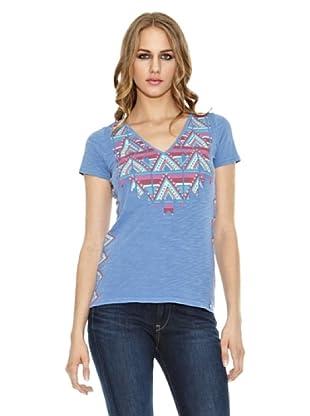 Pepe Jeans London T-Shirt Anderson (Blau)
