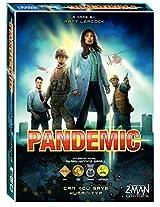 Proprietary Design Pandemic Board Game