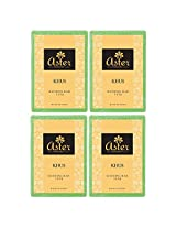 Aster Luxury Khus Bathing Bar 125g - Pack of 4