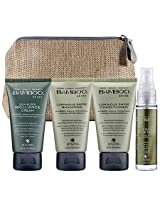 Alterna Bamboo Shine On The Go Travel Set-4 ct.
