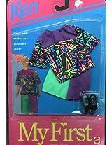 Barbie KEN My First Fashion