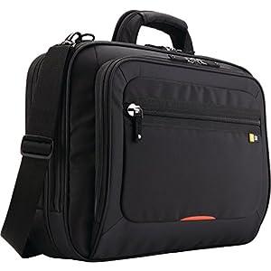 "Case Logic ZLCS-214 14"" Laptop Case-Black"
