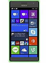 Nokia Lumia 730 (Dual SIM, Bright Green)