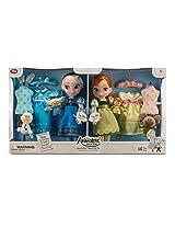 Disney Animators Collection Anna And Elsa Gift Set 2015