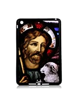 Jesus Christ Holding A Lamb Cover Case for Ipad Mini by Atomic Market