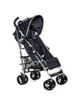 Dream On Me Verona Lightweight Stroller, Navy Blue, 13.5 Pound