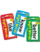 Sight Words Conbo Set Pocket Flash Cards