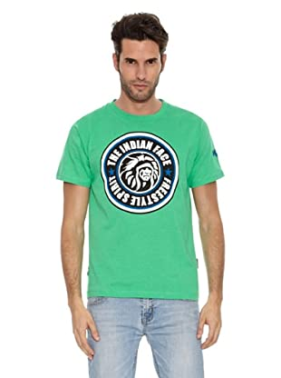 The Indian Face Camiseta Blount (Verde Pistacho)