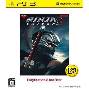 【クリックで詳細表示】NINJA GAIDEN Σ2 PS3 the Best
