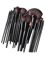 Charmoee 32 Pcs Makeup Brush Set Kit With Case
