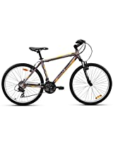 UT HT2 21 Speed Adult Cycle, 26-inches (Orange)