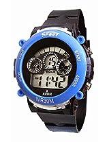 A Avon Sports Digital Black Dial Watch - 1001534