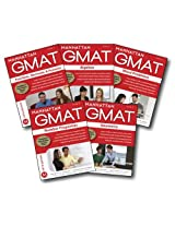 Manhattan GMAT Quantitative Strategy Guide Set, 5th Edition (Manhattan GMAT Strategy Guides)