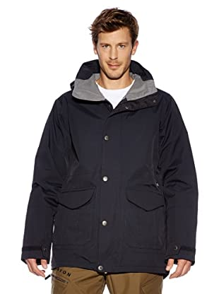Burton Jacke Mb Sentry (true black)