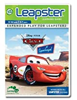 LeapFrog Leapster Learning Game Cars Supercharged
