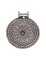 RARE DESIGNER FROM PRIVATE COLLECTION .925 SOLID STERLING SILVER VINTAGE STYLE PENDANT