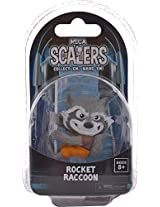 Neca Scalers Rocket Racoon (Multi-Color)