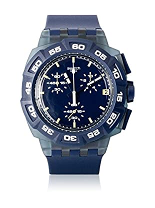 Swatch Quarzuhr Man BLUE HERO SUIN402 42.0 mm